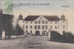 Holbaek  Sandholt         E. Bastian      Scan 3360 - Denemarken