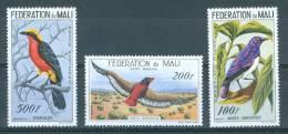 Mali 1960 Birds MNH** - Lot. 1988 - Mali (1959-...)