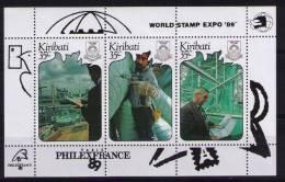 KIRIBATI  World Stamp Expo