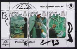 KIRIBATI  World Stamp Expo - 1889 – Paris (France)