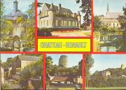 Chateau Renault, Multivues - Amboise