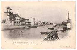 PALAVAS Les FLOTS Précurseur Le Canal (ND Phot) Hérault (34) - Palavas Les Flots