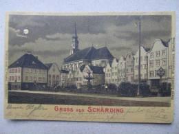 AK SCHÄRDING Litho 1904   //  D*7039 - Schärding