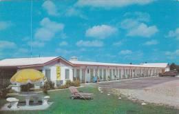 Exterior,  Murray's Motel,  Fayetteville,  North Carolina,  40-60s - Fayetteville