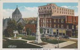 Pennsylvania Butler The Nixion Hotel