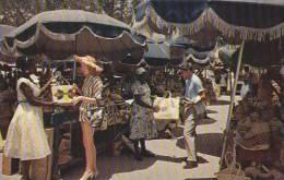 Bahamas Nassau Rawson Square Strawmarket