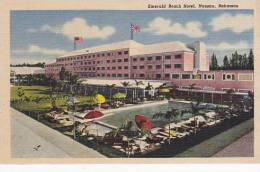 Bahamas Nassau Emerald Beach Hotel Curteich