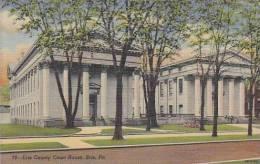 Pennsylvania Erie Erie County Court House