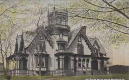Pennsylvania Meadville Phi Delta Theta House