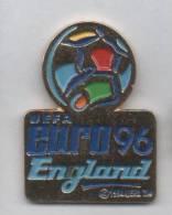 Superbe Pin's , Football , Euro 96 , England , UEFA - Football