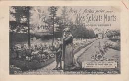 DIJON ,au Cimetière Des Péjoces- Une Partie Des Sépultures Des Victimes De La Guerre (signé CHAPUIS) Dép21(lire Dessous) - Dijon