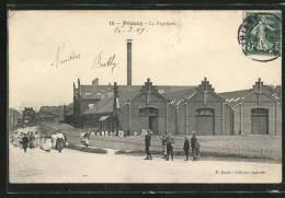 CPA Prouvy, La Papeterie - Unclassified