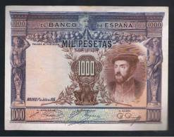 1000  Pesetas 1925 - Spagna