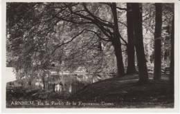 Esperanto Domo Esperanto House In Arnhem Netherlands, View Of Grounds 'Now A City Park', C1920/30s(?) Vintage Postcard - Esperanto