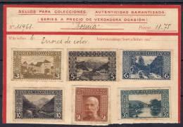 BOSNIA HERZEGOBVINA  1906 VARIETY COLORS - Bosnien-Herzegowina