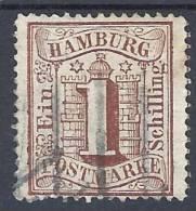 HAMBURG 1864 Nº 14 - Hamburg