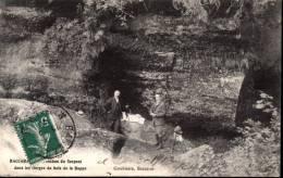 Baccarat - Les Roches Du Serpent Dans Les Gorges Du Bois De La Rappe - Animée - Baccarat
