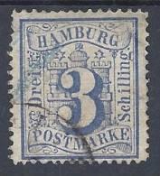 HAMBURG 1864 Nº 17 - Hamburg