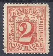 HAMBURG 1864 Nº 15 - Hamburg