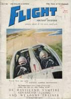 Magazine FLIGHT - 1 July 1955 - (3105) - Aviation