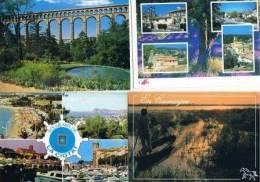 010313A  Lot De 60 CPM/CPSM Couleur Vierges Pour Courrier : Dep.13  Bouches Du Rhône Divers - Cartes Postales