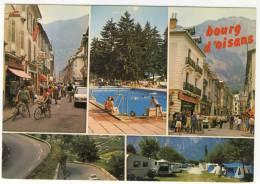 BOURG D'OISANS  -   Multi Vues     . CPM - Bourg-d'Oisans