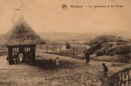 BELGIQUE - FLANDRE OCCIDENTALE - WENDUYNE - WENDUINE - Le Sloenkop Et Les Dunes. - Wenduine
