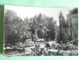 LE BOULOU - Etablissement Hydrominéral, Jardin De L'entrée. - Autres Communes