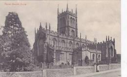 CALNE PARISH CHURCH - Angleterre