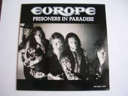 "MAXI - EUROPE  - EPIC 657441  "" PRISONERS IN PARADISE "" + 2 - 45 T - Maxi-Single"