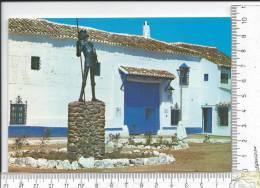 CPM, PUERTO-LAPICE: Venta Del Quijote, Place Et Façade De La Vente - Espagne