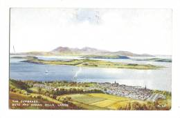 Cp, Ecosse, Largs, The Cumbraes, Bute And Arra Hills - Ayrshire