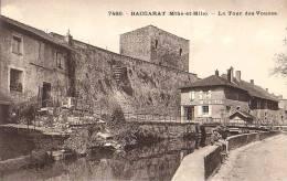 7480 - Baccarat ( Meurthe Et Moselle ) - La Tour Des Vouées - Baccarat
