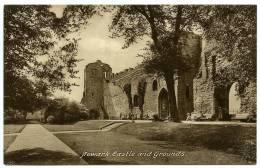 NEWARK CASTLE AND GROUNDS - Northamptonshire