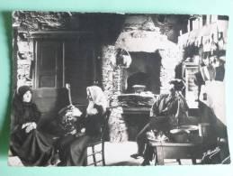 Intérieur De Maison Corse - Sartene