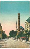 TURKEY TURQUIE CONSTANTINOPLE ISTANBUL LA COLONNE BRULLEE -G - Turquia