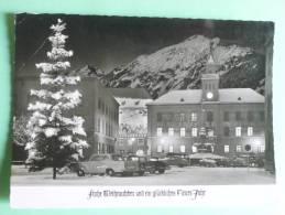BAD REICHENHALL - Rathausplatz Mit Hoschtaufen - Berchtesgaden