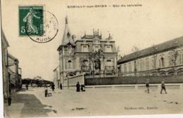 10 ROMILLY-SUR-SEINE - Rue Du Calvaire - Animée - Romilly-sur-Seine