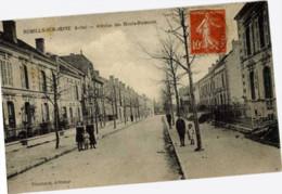 10 ROMILLY-SUR-SEINE - Avenue Des Hauts-Buissons - Animée - Romilly-sur-Seine