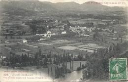 LOURES-BARBAZAN  - 31 -  Vue Panoramique Sur LOURES  -  **** - Barbazan