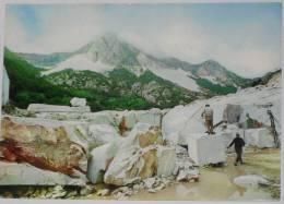 MASSA CARRARA - Alpi Apuane - Cave Di Marmo - Massa