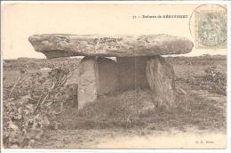 DOLMEN DE KERIVORET - Dolmen & Menhirs