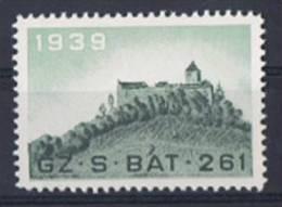 FP 65 - FELDPOST Troupes De Frontières GZ-S-BAT-261 - Labels