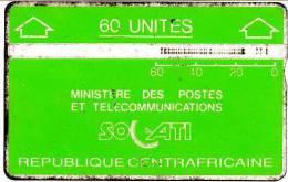 @+ RCA - LG 60 Units - Socatel - 901C... - Central African Republic