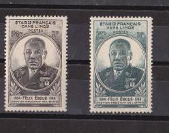 Inde  N° 234 Et 235**   Neuf Sans Charniere - Inde (1892-1954)