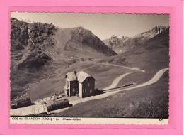 PHOTOGRAPHES / ROBY / COL DU GLANDON 1912m(38) / Le Chalet-Hôtel / Tirage Sur Papier Mate - Illustrateurs & Photographes