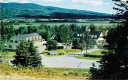 Gaspé Gaspésie - Station Piscicole - Fish Hatchery - Gaspé