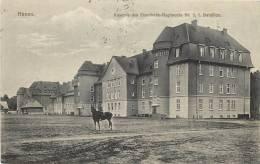 HANAU KASERNE DES EISENBAHN REGIMENTS 2  1. BATAILLON - Hanau