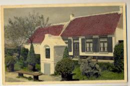 3PK-943: Coxyde-Bains Chapelle De Saint-Idesbald Koksijde-Baden Kapel Van Sint-Idesbald - Postzegel Is Weg... - Koksijde