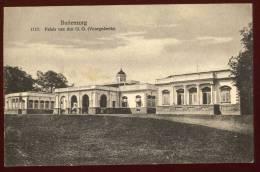 Cpa Indonésie  Buitenzorg  Paleis Van Den G.G. (Voorgedeelte)  PONT28 - Indonésie
